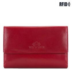 Бумажник, красный, 14-1-049-L3, Фотография 1