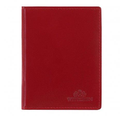 Дело для документов, красный, 14-2-163-L41, Фотография 1