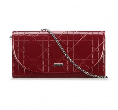Женская вечерняя сумка, красный, 91-4Y-603-Z, Фотография 1