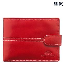 Кошелек, красный, 14-1-115-L3, Фотография 1