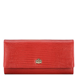 Бумажник, красный, 15-1-052-3JM, Фотография 1
