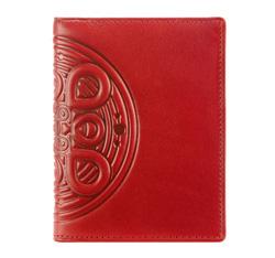 Обложка для документов, красный, 04-2-163-3, Фотография 1