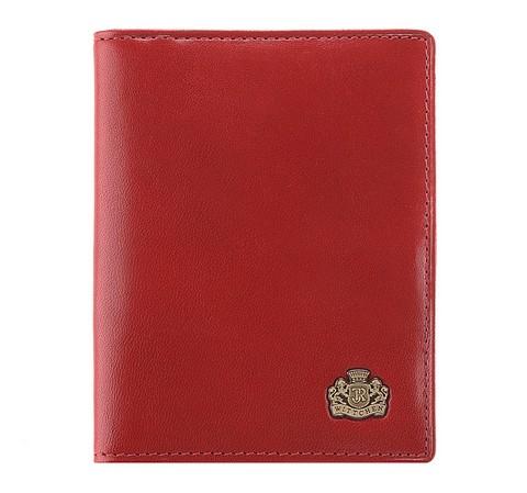 Обложка для документов, красный, 11-2-163-1, Фотография 1