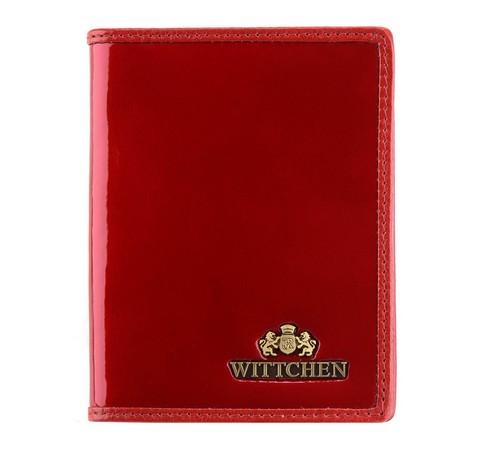 Обложка для документов, красный, 25-2-163-M, Фотография 1