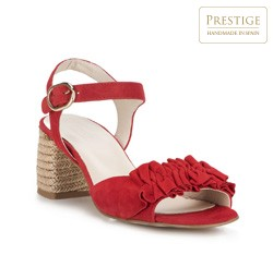Обувь женская, красный, 88-D-450-3-39, Фотография 1