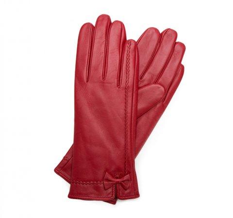 Перчатки женские, красный, 39-6-530-1-S, Фотография 1
