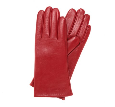 Перчатки женские, красный, 39-6-545-2T-M, Фотография 1