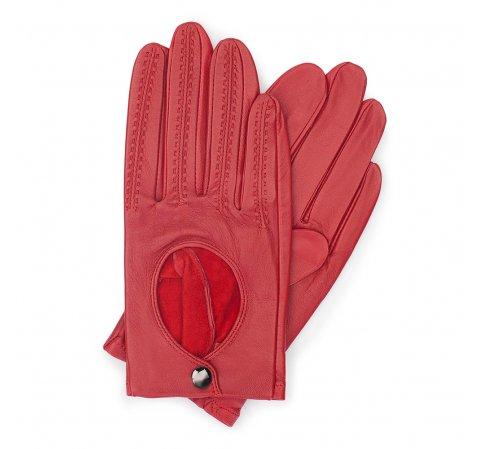 Перчатки женские, красный, 46-6L-290-1-S, Фотография 1