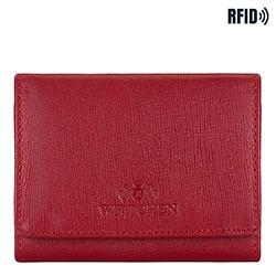 Кошелек, красный, 14-1S-913-3, Фотография 1