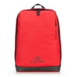Рюкзак, красный, 87-3P-050-3, Фотография 1