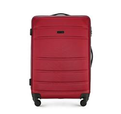 Средний чемодан, красный, 56-3A-652-35, Фотография 1