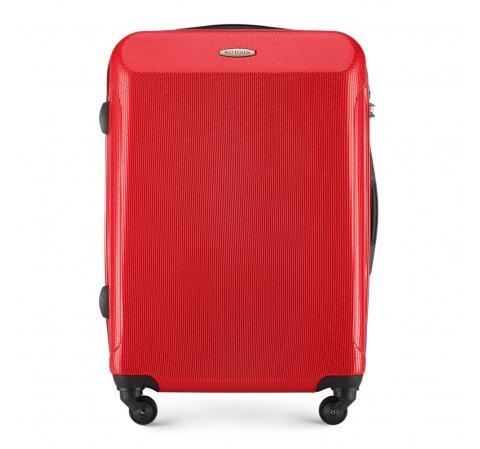 Средний чемодан, красный, 56-3P-972-81, Фотография 1