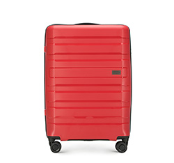 Средний чемодан, красный, 56-3T-752-30, Фотография 1