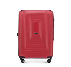 Средний чемодан, красный, 56-3T-782-30, Фотография 1