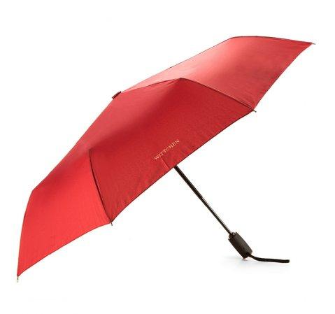 Маленький автоматический зонт, красный, PA-7-154-2, Фотография 1