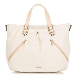 Dámská kabelka, krémová, 88-4Y-550-9, Obrázek 1