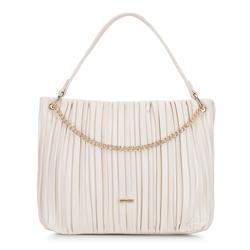 Dámská kabelka, krémová, 92-4Y-550-0, Obrázek 1