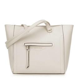 Dámská kabelka, krémová, 92-4Y-553-0, Obrázek 1
