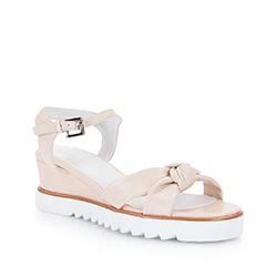Dámské boty, krémová, 86-D-905-9-37, Obrázek 1
