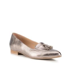 Frauen Schuhe, kupferrot, 88-D-703-8-39, Bild 1