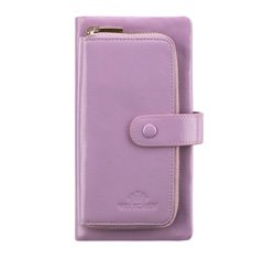 Brieftasche, lila, 82-1E-002-F, Bild 1