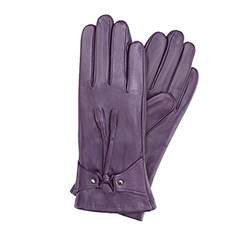 Damenhandschuhe, lila, 39-6-537-P-M, Bild 1