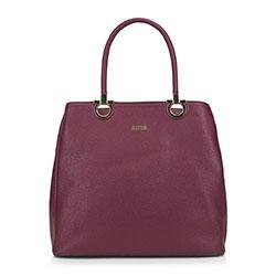 Einkaufstasche, lila, 89-4Y-751-V, Bild 1