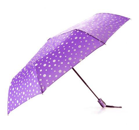 Esernyő, lila - fehér, PA-7-162-12, Fénykép 1