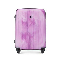 Mittelgroßer Koffer, lila, 56-3T-742-66, Bild 1