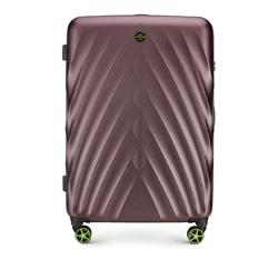 Nagy bőrönd, lila, 56-3P-803-44, Fénykép 1