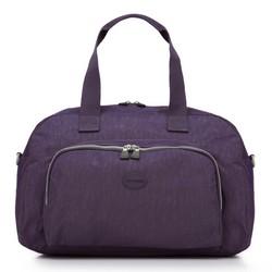 Reisetasche, lila, 86-4Y-901-F, Bild 1