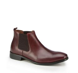 Pánské boty, mahagon, 87-M-942-2-45, Obrázek 1