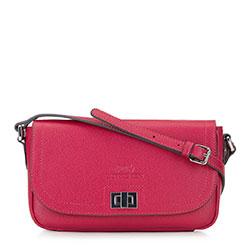 Dámská kabelka, malinová, 92-4E-632-P, Obrázek 1