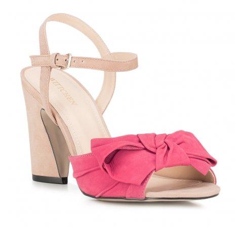 Обувь женская, малиновый, 88-D-752-M-36, Фотография 1