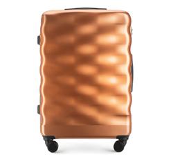 Большой чемодан, медный, 56-3H-563-60, Фотография 1