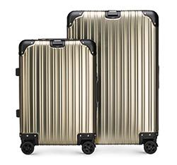 Комплект чемоданов, медный, 56-3H-10S-85, Фотография 1