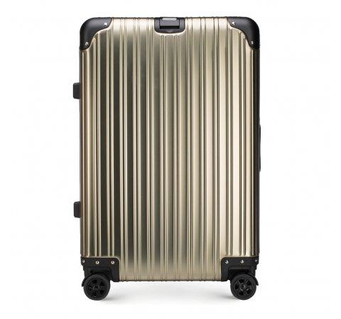 Средний чемодан, медный, 56-3H-102-85, Фотография 1