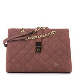 Женская сумка-шоппер, медный, 91-4Y-605-5, Фотография 1