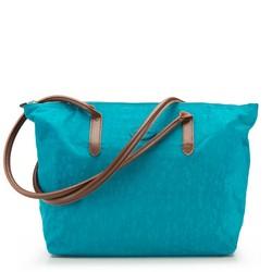 Einkaufstasche, meerblau, 86-4Y-900-Z, Bild 1