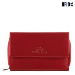 Pénztárca, meggy piros, 14-1-049-L91, Fénykép 1