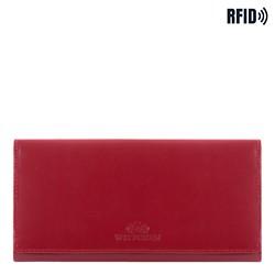 Pénztárca, meggy piros, 14-1-075-L91, Fénykép 1