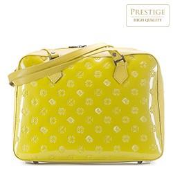 Női táska, zöldcitrom zöld, 34-4-085-LL, Fénykép 1