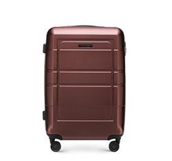 Mittelgroßer Koffer, braun, 56-3H-542-3R, Bild 1
