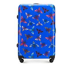 Большой чемодан, многоцветный, 56-3A-483-90, Фотография 1