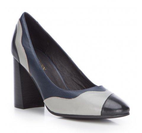 Обувь женская, многоцветный, 87-D-921-X1-40, Фотография 1
