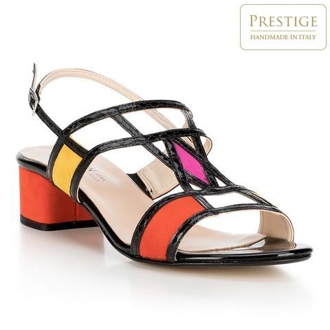 Обувь женская, многоцветный, 88-D-400-9-41, Фотография 1