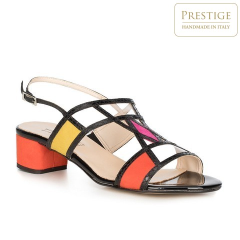 Обувь женская, многоцветный, 90-D-400-X-38, Фотография 1