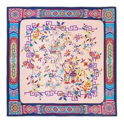 Платок женский, многоцветный, 87-7D-S21-X1, Фотография 1