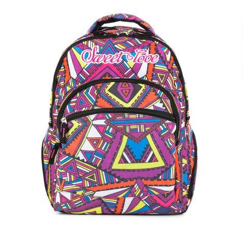 Рюкзак детский, многоцветный, V25-3K-104-6X, Фотография 1