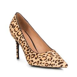 Туфли на шпильке с леопардовым принтом, многоцветный, 89-D-903-A-39, Фотография 1